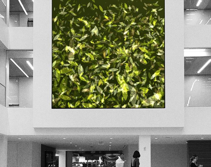 McCormick: HQ Atrium