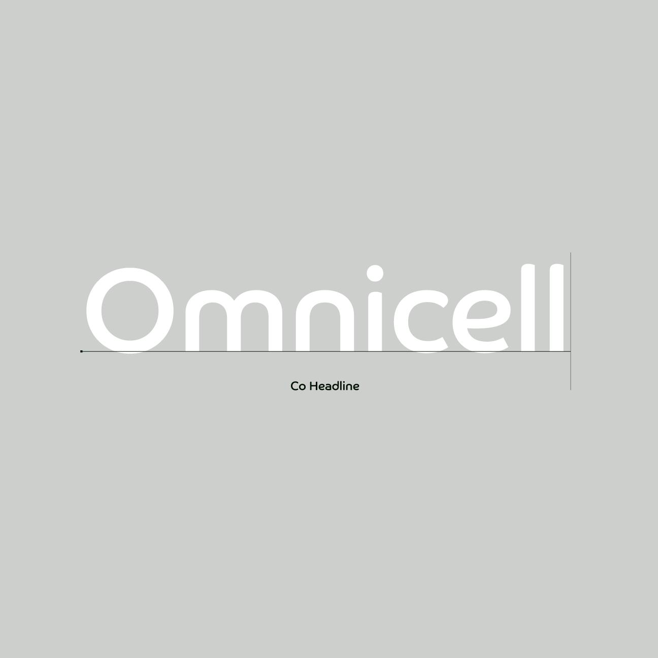 Omnicell Wordmark