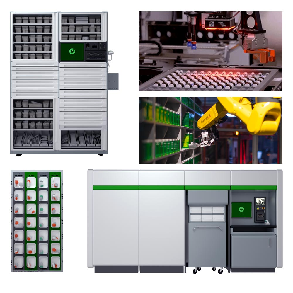 Omnicell Hardware Grids